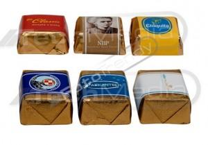 Słodycze reklamowe poprawiają promocję banków