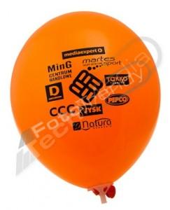 Balony z helem na promocję sklepu online